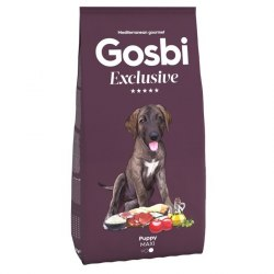 Сухой корм Gosbi EXCLUSIVE PUPPY MAXI 12 кг