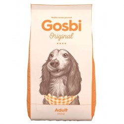 Сухой корм Gosbi ORIGINAL DOG ADULT MINI 3 кг
