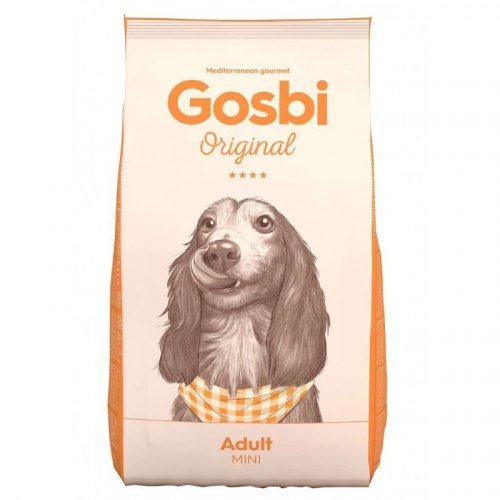 Сухой корм Gosbi ORIGINAL DOG ADULT MINI 12 кг