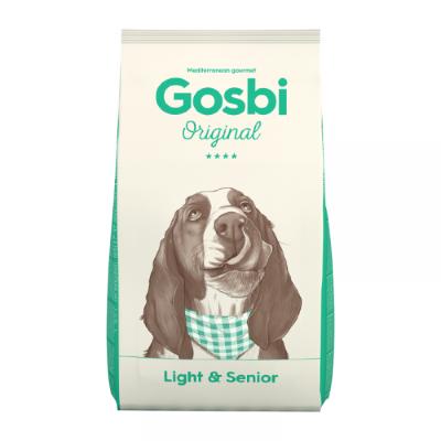 Сухой корм Gosbi ORIGINAL LIGHT & SENIOR DOG 3 кг