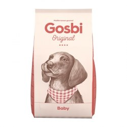 Сухой корм Gosbi ORIGINAL BABY DOG 3 кг