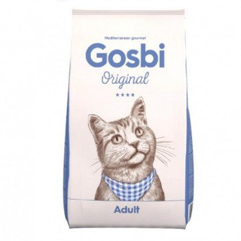 Сухой корм Gosbi ORIGINAL ADULT CAT 12 кг
