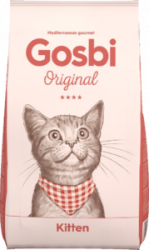 Сухой корм Gosbi ORIGINAL KITTEN 7 кг