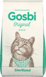 Сухой корм Gosbi ORIGINAL STERILIZED CAT 3 кг