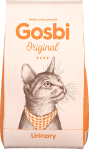 Сухой корм Gosbi ORIGINAL URINARY CAT 3 кг