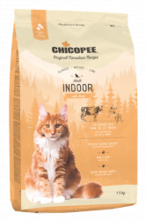 Сухой корм Chicopee CNL INDOOR с говядиной 15 кг