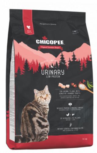 Сухой корм Chicopee HNL URINARY для профилактики МКБ (8 кг)