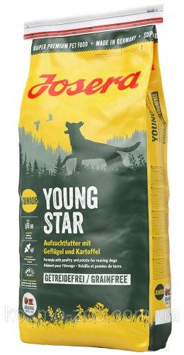 Сухой корм Josera YoungStar 15 кг