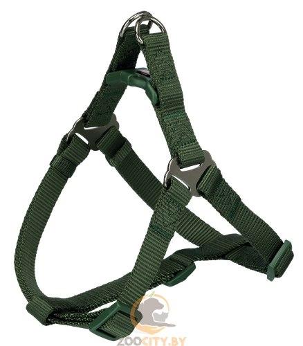 Шлея TRIXIE Premium One Touch harness, L 65-80см/25мм