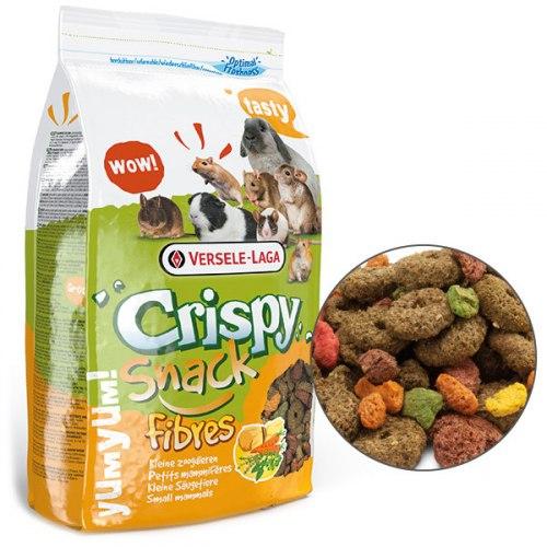 Корм Versele Laga Crispy Snack Fibres 650г