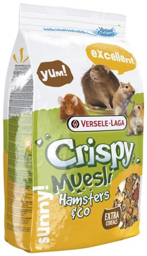 Сухой корм Versele Laga Crispy Muesli Hamsters & Co 1 кг