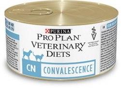 Консерва Pro Plan PPVD CN. для взрослых кошек и собак всех возрастов при выздоровлении, 195 г