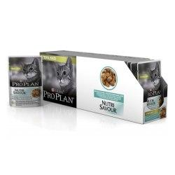 Консерва Pro Plan для стерилизованных кошек с говядиной в соусе 24шт/85г