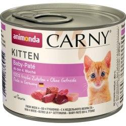 Паштет Animonda Carny для котят 200г