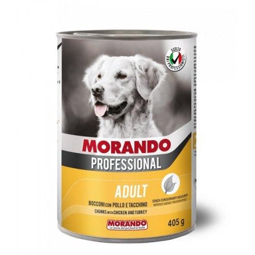 Паштет Morando Professional для собак с курицей, 400г