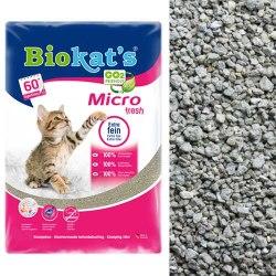 Наполнитель Biokat's Micro Fresh 7л