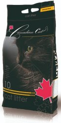 Наполнитель Canadian Cat 10л натуральный 10л