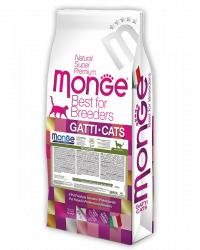 Сухой корм Monge Cat Sensitive 10 кг