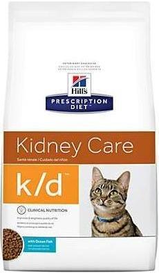 Сухой корм Hill's Prescription Diet k/d Kidney Care с тунцом 1,5 кг