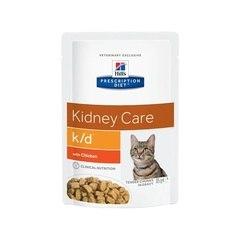 Влажный корм Hill's Prescription Diet k/d Kidney Care 85 г