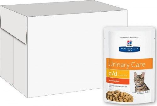 Влажный корм Hill's Prescription Diet c/d Multicare Urinary Care 12шт/ 85 г