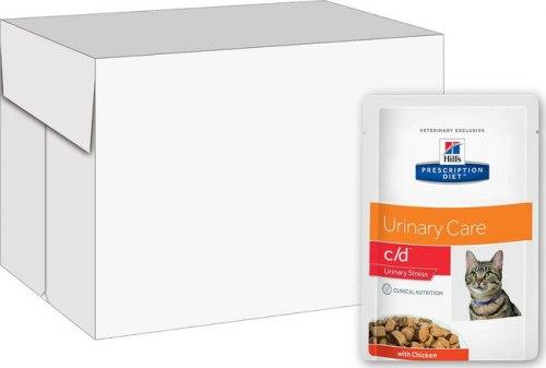 Влажный корм Hill's Prescription Diet c/d Multicare Stress Urinary Care 12 шт/85 г