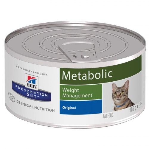 Влажный корм Hill's Prescription Diet Metabolic Weight Management для кошек 156 г
