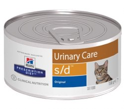 Влажный корм Hill's Prescription Diet s/d Urinary Care для кошек 156г