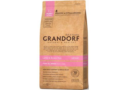 Сухой корм Grandorf DOG Lamb&Rice PUPPY 3 кг.