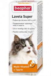 Кормовая добавка В НАЛИЧИИ Beaphar Laveta Super Katze 50 мл