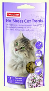 Лакомство Beaphar No Stress Cat Treats 35 г