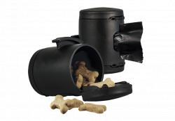 Многофункциональный контейнер Flexi для рулетки Vario Multi Box, черный
