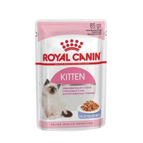 Консерва Royal Canin Kitten in Jelly, 85г