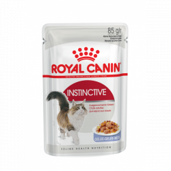 Консерва Royal Canin Instinctive in jelly, 1шт/85г