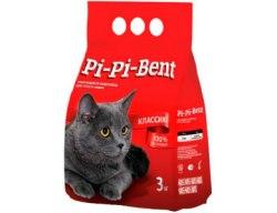 Наполнитель PiPiBent классик, бентонит, 3 кг (7л)