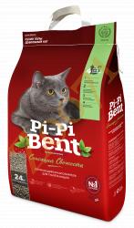 Наполнитель PiPiBent Сенсация свежести, 10кг (24л)