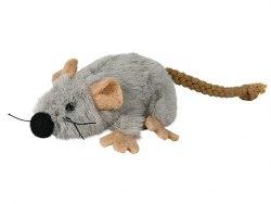 Игрушка TRIXIE Мышь, плюш, 7 см
