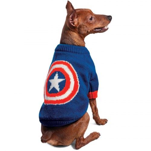 Свитер Triol-Disney Marvel Капитан Америка