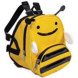 "Рюкзак-шлейка MINI DOGS для собак мелких пород ""Пчелка"" S, 140*120*160мм, обхват груди 400-500мм"