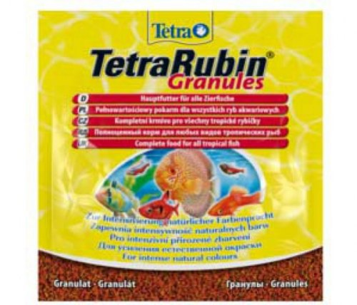 Корм Tetra Sachet TetraRubin Granules 12g