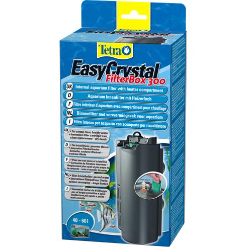 Внутренний фильтр Tetra EasyCrystal FilterBox 300 12 MK