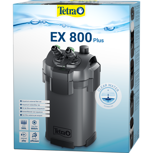 Внешний фильтр Tetra External Filter EX 800 Plus