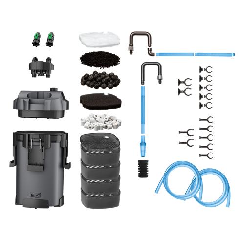 Внешний фильтр Tetra External Filter EX 1200 Plus- Внешний фильтр EX 1200 плюс (250-500 л)