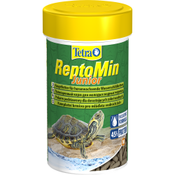 Корм Tetra ReptoMin Junior 100ml