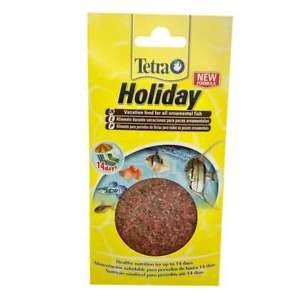 Корм Tetra Holiday 30g