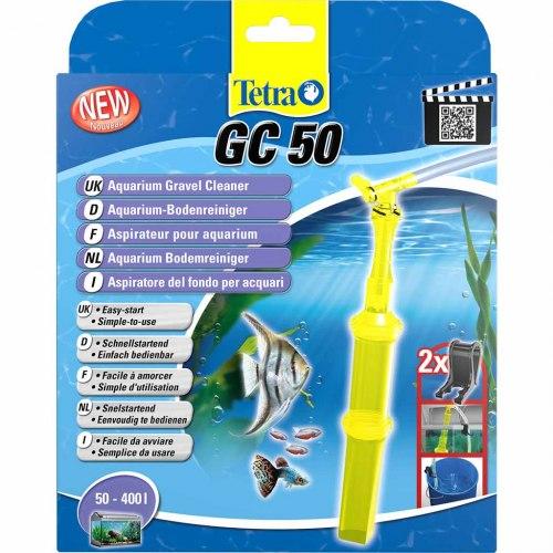 Очиститель грунта Tetra GC50 Gravel Cleaner- Очиститель грунта (для аквариума 50-400 л)