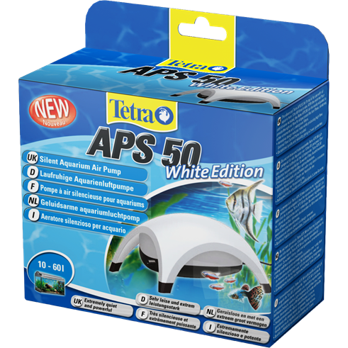 Компрессор Tetra APS 400 Air Pump anthracite