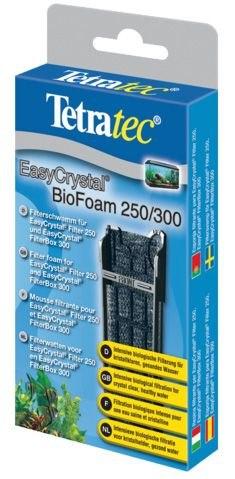 Био-губка Tetra к фильтру Изи Кристал 250/300