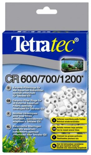 Керамические кольца Tetra ко внешнему фильтру