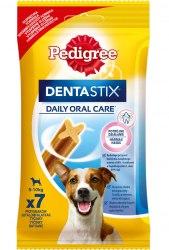 Лакомство Pedigree® DentaStix, для собак мелких пород и щенков старше 4х месяцев, 7шт